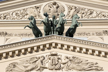 Russia, Moscow,The State Academic Bolshoi Theatre