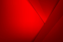 Abstract Background Basic Geometry Red Layered And Overlap And Shadow Element  Vector Illustration Eps10 002