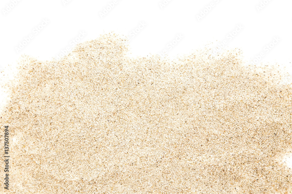 Fototapety, obrazy: Sand heap