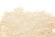 canvas print picture - Sand heap