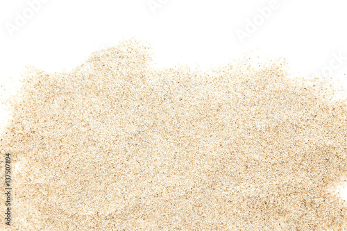 Photo sur Plexiglas Zen pierres a sable Sand heap
