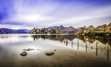 Derwent Water In The District ...