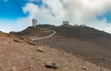 Haleakala Observatory Maui Haw...