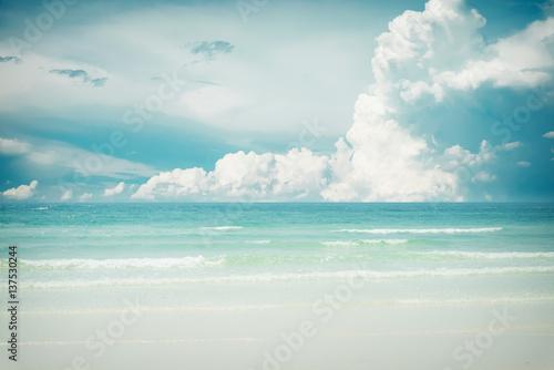 Obrazy styl vintage   tropikalny-krajobraz-vintage