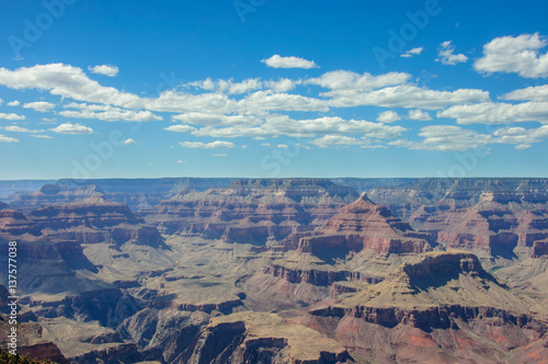 Keuken foto achterwand Verenigde Staten Grand Canyon national park from Mother Point, Arizona