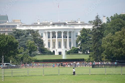 Fotografía  washington dc Capital de los estados unidos de America