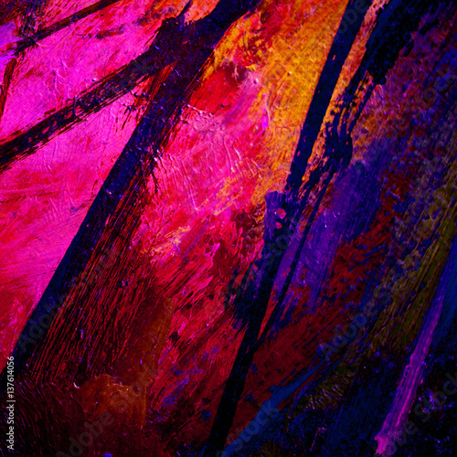 abstract  modern painting oil on canvas,  illustration, background