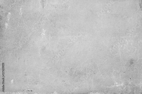 Foto op Aluminium Wand Gray cement wall texture