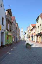 Kamieniczki W Żaganiu/Old Bui...