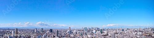 Foto op Canvas Tokio 東京の風景