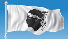 Flag Of Corsica