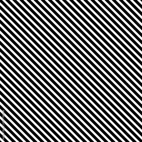 Seamless Vector Abstract Pattern Symmetrical Black And