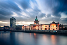 Custom House Dublin Ireland