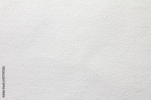Fotografie, Obraz  close up white watercolor paper texture background
