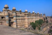 Gwalior Fort. India