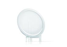 Blank Round Glass Platter Trop...