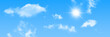 himmel sonne panorama