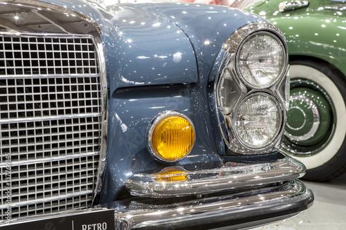 Photo  old and vintege german car