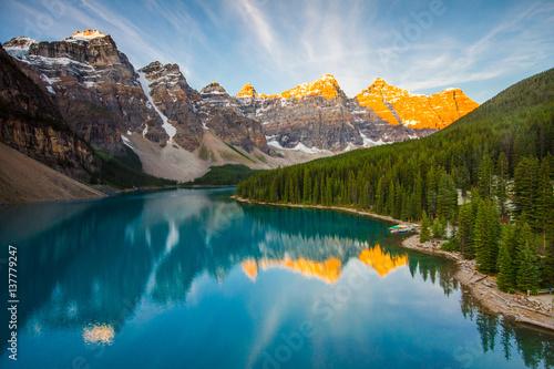 Poster Canada Moraine Lake
