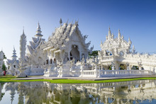 The Beauty Of The White Temple...