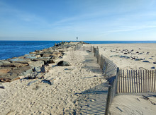 Point Pleasant Beach And Manas...