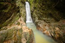 Beautiful Of Bangpae Waterfall...