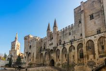 Le Palais Des Papes à Avignon...