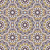 Boho chic colorful pattern - 137858622