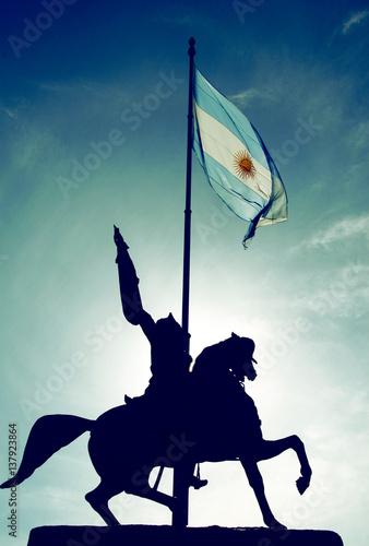 In de dag Buenos Aires Buenos Aires, Argentina