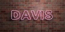 DAVIS - Fluorescent Neon Tube ...