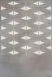 ręcznie malowany wzór na szarym tle z teksturą - 137946856
