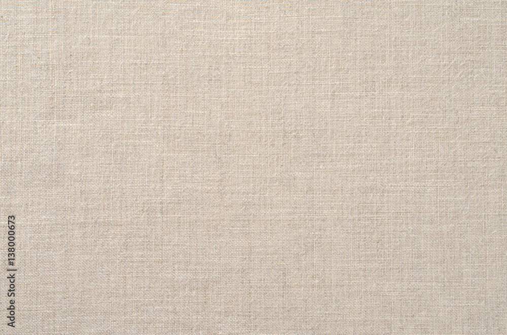 Fototapety, obrazy:    Background of natural linen fabric