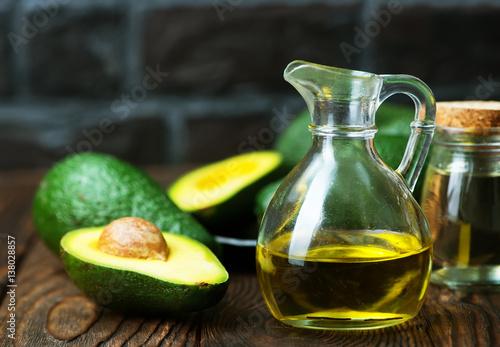 Fototapeta avocado oil obraz