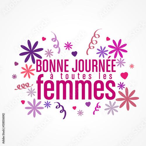 Photo  journée des femmes-8 mars