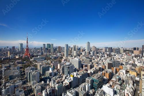 Fotografie, Obraz  世界貿易センタービルからの眺望