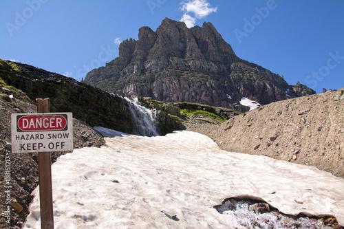 Fotografie, Obraz  Hidden Lake Glacier National Park Montana
