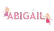 Abigail Female Name With Cute ...