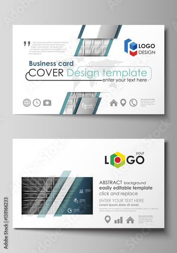 Business card templates easy editable layout vector design business card templates easy editable layout vector design template abstract infinity background fbccfo Image collections