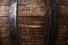Beer Barrel Texture - Oak Wood...