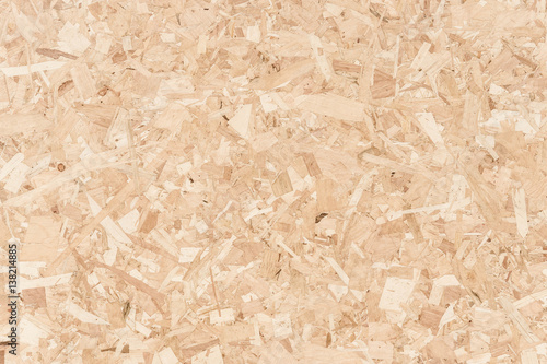 Fotografia, Obraz  Wood texture. Osb wood board for background decoration