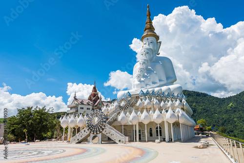 Spoed Foto op Canvas Bedehuis Wat Pha Sorn Kaew, also known as Wat Phra Thart Pha Kaew, Khao Kor, Phetchabun, Thailand, Buddhist monastery and temple of public