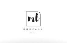 Ml M L Hand Writing Letter Com...