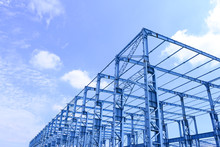 Steel Structure Workshop, Is Under Construction