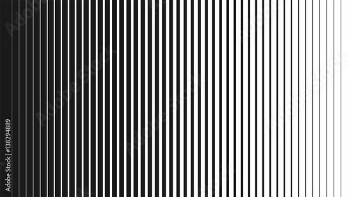 Obraz Halftone pattern background, lines shapes, vintage or retro graphic with place for your text. Halftone digital effect. - fototapety do salonu