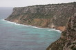 Landschaft und Meer