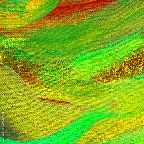 zielony-abstrakcyjny-obraz-wspolczesny-na-plotnie-o-szorstkiej-fakturze-olej-na-plotnie