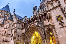 Royal Courts Of Justice Old Ci...