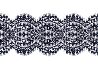 Blue lace line