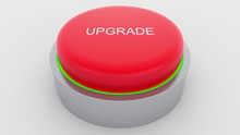 Big Red Button With Upgrade In...