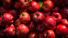Red Apples Background. Apples ...